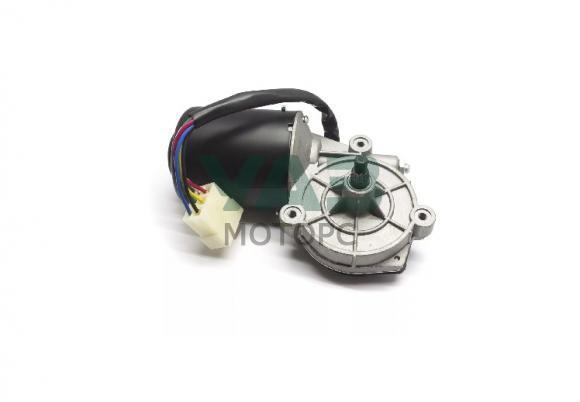 Моторчик стеклоочистителя (в сборе с редуктором / нового образца) Уаз 3151, Хантер, 452 (Weber) СЛ136-5205200