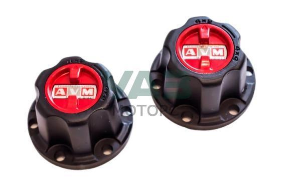 Муфты подключения переднего моста (хабы колесные / усиленные) (AVM / Extreme) AVM-710XP