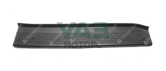 Накладка подножки (передняя правая / резина) Уаз 3162, Патриот, Профи (ОАО УАЗ) 3160-8405570