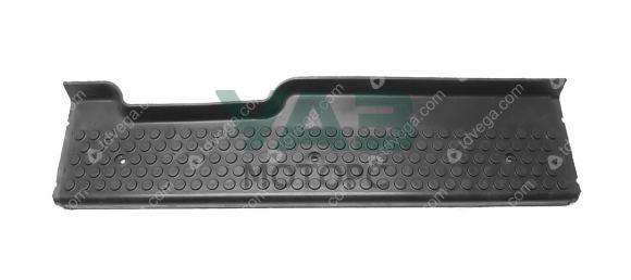 Накладка подножки (средняя левая / резина) Уаз 3162, Патриот, Профи (ОАО УАЗ) 3160-8405581