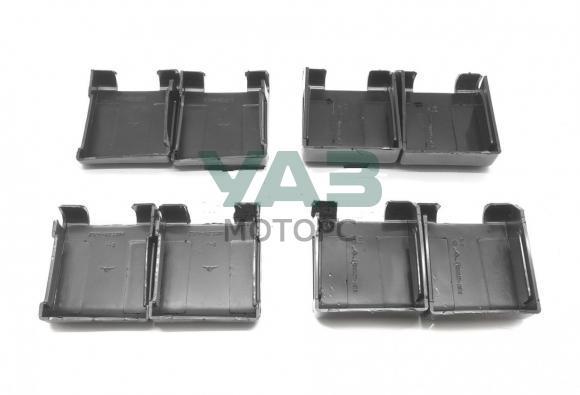 Накладки дверных петель Уаз 469, Хантер (комплект 8 штук) (ОАО УАЗ) 3151-40-8212202-00