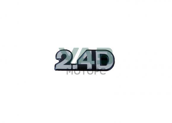 Наклейка (2,4D) Уаз Хантер (Ульяновск) 3151-95-8212507-00