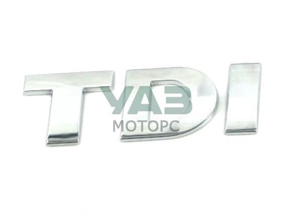Наклейка (TDI / хром) (ОАО УАЗ) 3163-00-8212506-00