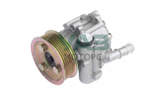 Насос гидроусилителя (ГУР) Уаз 452, 3909 (двигатель ЗМЗ 4091 / аналог ШНКФ 453471.015) (MetalPart / С. Петербург) МР-220695-3407010