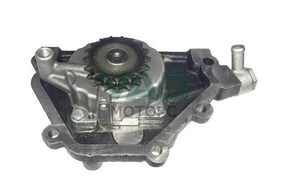Насос вакуумный ЗМЗ 514 (установочный комплект / все модели) (ООО Прогресс-Мотор) 514.3548010