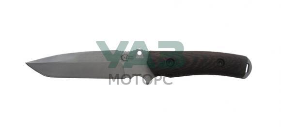 Нож Сапер ст.65х13 рукоять из ценных пород дерева