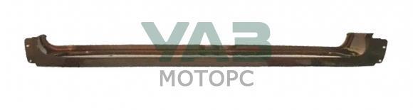 Облицовка подножки левая (пластик / коричневый металлик / КАМ) Уаз Патриот с 2015 года (ООО Уаз-Автокомпонент) 3163-00-8405141-00