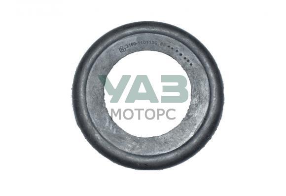 Облицовка (уплотнитель) горловины топливного бака Уаз 3160, Патриот (ОАО УАЗ) 3160-00-1101150-00