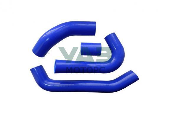 Патрубки радиатора (силикон) Уаз Патриот (двигатель IVECO / комплект 4 штуки) (Технопартнёр / Балаково) 31631-1303022