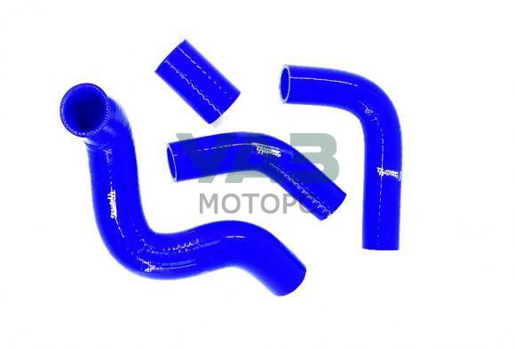 Патрубки радиатора силиконовые Уаз Патриот (двигатель ЗМЗ 51432 Евро 4 / комплект 4 штуки) (Технопартнер / Балаково)
