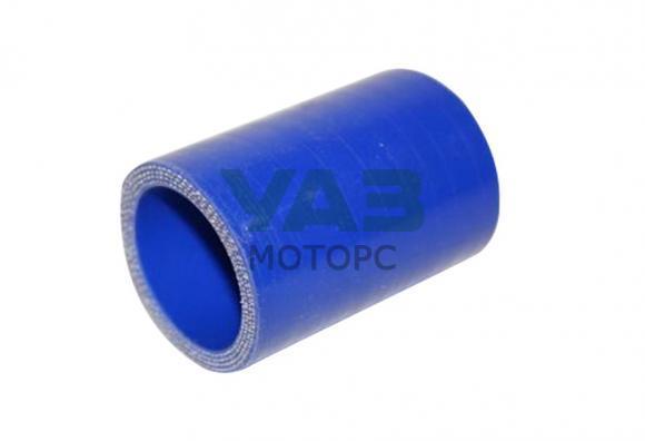 Патрубок силиконовый термостат-помпа (d25 мм) Уаз Патриот, Хантер (ЗМЗ 409 Евро 3, 4) (Технопартнер Балаково) 406-1306035-10