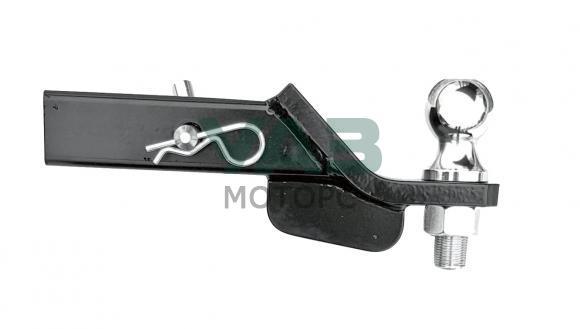 Переходник для установки фаркопа РИФ малый (шар тип E + палец) RIF000-88002set