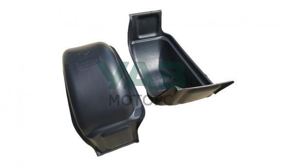 Подкрылки задние (комплект 2 штуки) Уаз 452, 2206 (Экструзион / Тверь) 3741-00-8404530-00