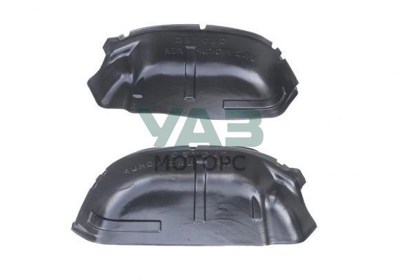 Подкрылки задние (комплект 2 штуки) Уаз Пикап, 2363 (Экструзион)