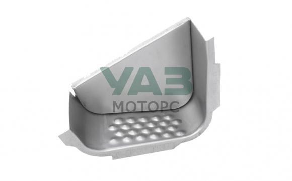 Подножка передней двери кабины левая Уаз 452, 3303 (Буханка) (ОАО УАЗ) 0451-50-8405012-00