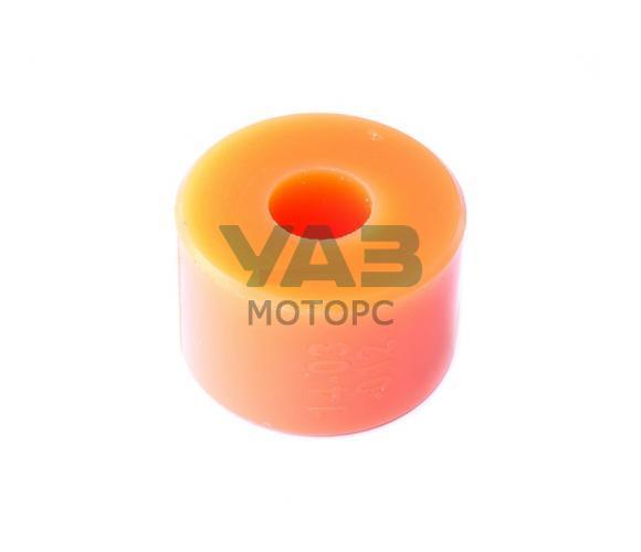 Подушка амортизатора переднего (верхняя) Уаз Патриот, Профи (Полиуретан Новосибирск 14-03-012R) 3741-00-2905440-00