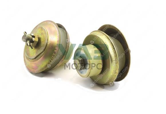 Подушки двигателя передние (полиуретан / комплект 2 штуки) УМЗ 4178, 421 (Балаково) 3151-1001100