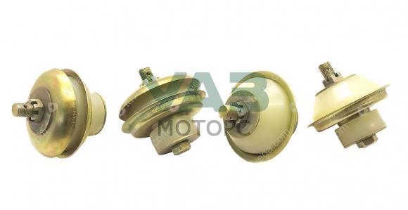 Подушки двигателя (полиуретан / комплект 4 штуки) Уаз 469, 452 (УМЗ 421, 4178) (Балаково) 3151-1001100