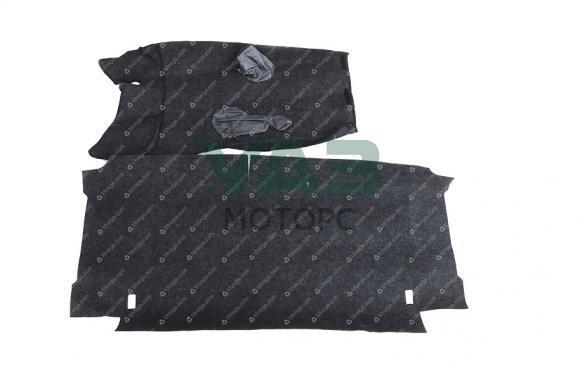 Покрытие пола (ковролин / без отсека багажника) Уаз Хантер (Автопошив)