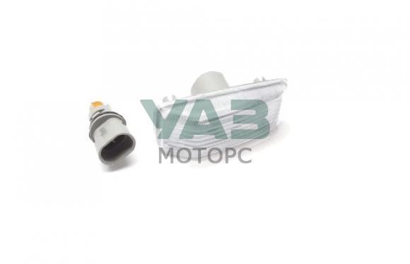 Повторитель поворота боковой (белый) Уаз Патриот Евро 3 (Формула света) 3163-00-3726010-10