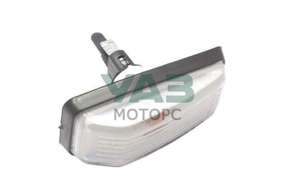 Повторитель поворота боковой (белый) Уаз Патриот (Формула света) 3163-00-3726010-00