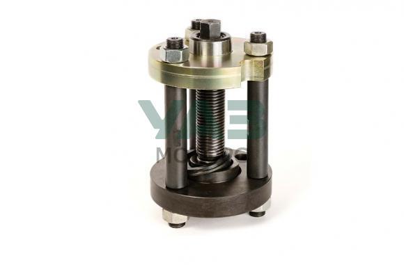 Пресс механический (выпресовка шаровых опор / мост Спайсер нового образца) (Ваксойл / Бийск)