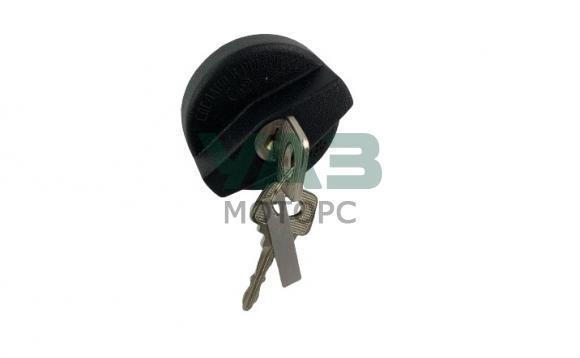 Пробка бака с ключом (пластик) Уаз Патриот, Хантер (MetalPart МР-3163-1103010)