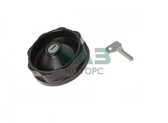Пробка бака с ключом (пластик) Уаз 469, 3151 (Ульяновск) 0469-00-1103010-01