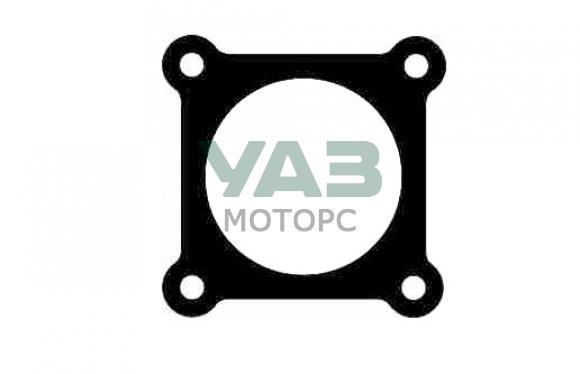 Прокладка дросселя ЗМЗ 409 Евро 2 (механический дроссель) (Антаресс / Ульяновск) 406.1148015