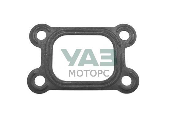 Прокладка между выпускным коллектором и турбокомпрессором ЗМЗ 514 (ОАО УАЗ) 040640111803700