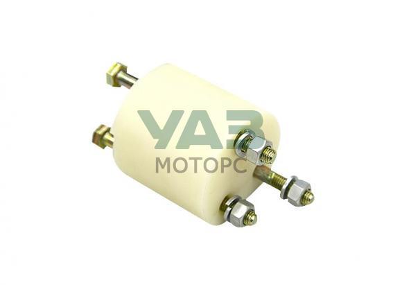Проставка (50 мм) привода рычагов РК (проставка / болты, гайки) Уаз 452, 3741 (Алком)