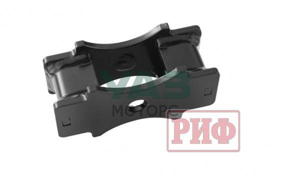 Проставка (подкладка) РИФ рессора-мост лифт 50 мм УАЗ Буханка (для рессор шириной 45 мм) (PRM-B50)