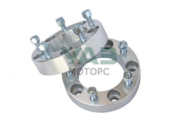 Проставки колесные РИФ (комплект 2 штуки) 5x139.7 (центральное отверстие 108 мм / толщина 30 мм / 14x1.5) (JD02451)