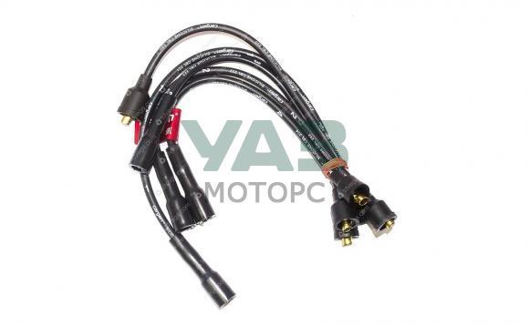 Провода высоковольтные (силикон) с наконечником (улучшенная изоляция) ЗМЗ 402 / УМЗ 417, 421 (Cargen Тольятти) 402.3707244