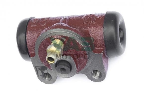 Рабочий тормозной цилиндр задний (самоподводящийся, под штуцер 10 мм, цилиндр 25 мм) (Автогидравлика) 3151-00-3502040-11