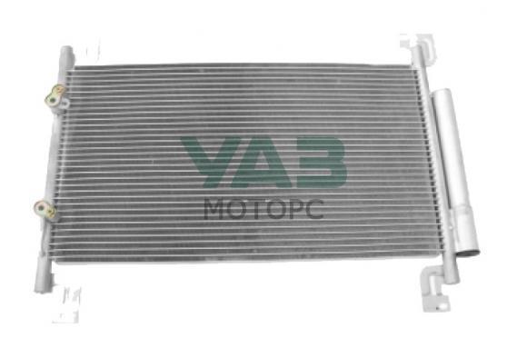 Радиатор кондиционера (с конденсатором) Уаз Патриот с 2012 года (ОАО УАЗ) 3163-00-8131020-30