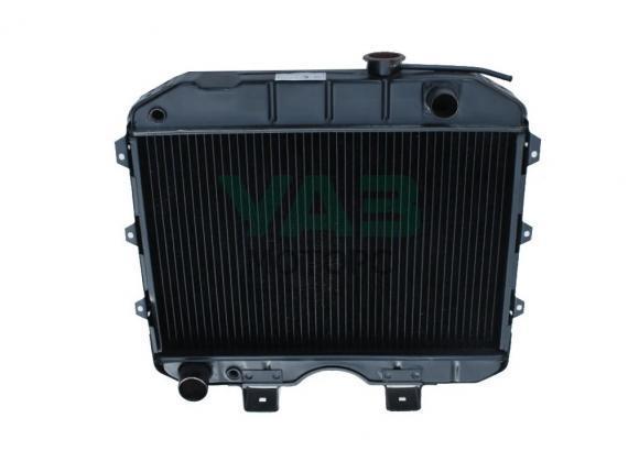 Радиатор охлаждения (3х рядный / медный) Уаз 469, 452 (Буханка) (Стамос Иран / U3-ROWS) 3741-00-1301010-95