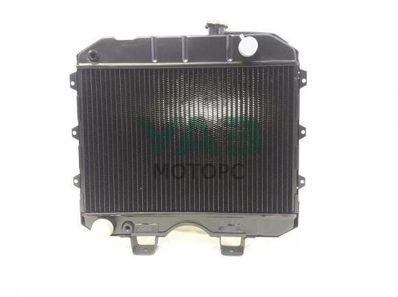 Радиатор охлаждения (2х рядный / медный) Уаз 469, 452 (Буханка) (ШААЗ Шадринск) 3741-00-1301010-95