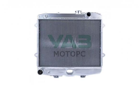 Радиатор охлаждения (2х рядный / медный) Уаз 469, 452 (Буханка) (Стамос Иран / U2-ROWS) 3741-00-1301010-95