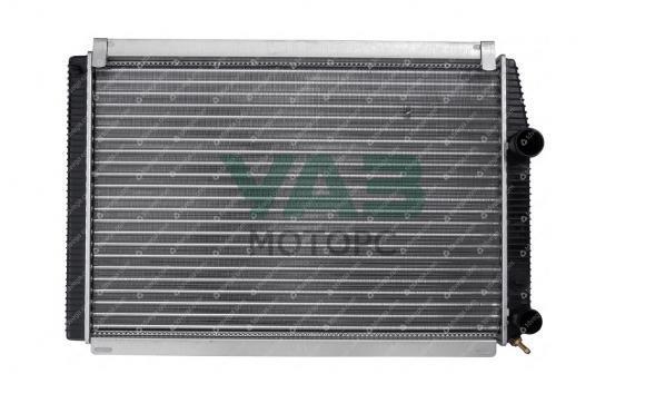 Радиатор охлаждения алюминиевый Nocolok Уаз Патриот (с 2008 до 2018 года) (ЗМЗ 409, 514, IVECO) (MetalPart) 31631-1301010