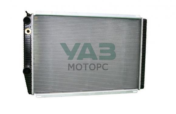 Радиатор охлаждения алюминиевый Nocolok Уаз Патриот с 2008 года (ЗМЗ 409 ЕВРО-3, 4, 5 , IVECO) (Стамос / Иран / U-003163) 31631А-1301010