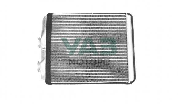 Радиатор отопителя (климатическая установка Delphi) Уаз Патриот до 2012 года (Luzar / С. Петербург) 3163-8101060-07