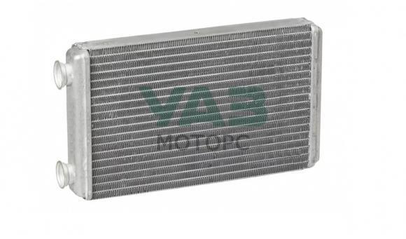 Радиатор отопителя (климатическая установка Sanden) Уаз Патриот c 2012 года (Luzar / С. Петербург) 3163-00-8101060-30