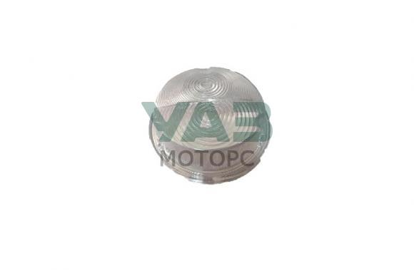 Рассеиватель подфарника (белый) ПФ130А (УПРЗ Ульяновск) 0130-00-3712201-00
