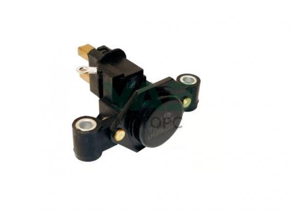 Реле регулятор напряжения в сборе с щёточным узлом Уаз (ЗМЗ 409) (UTM RI9045A)