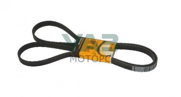 Ремень 6РК1230 привода агрегатов (ЗМЗ 4091 / без ГУРа) (Contitech) 3163-1308020