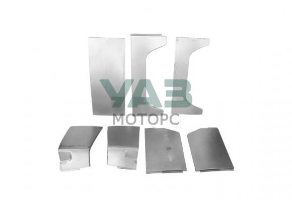 Купить Ремкомплект кузова Уаз 452 (комплект 7 частей) (Ульяновск)