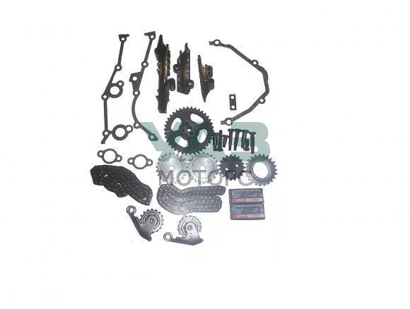 Ремкомплект привода ГРМ ЗМЗ-405,406,409 (цепь двухрядная Киров) (Профессиональная серия) (ОАО УАЗ) 406.3906625-01