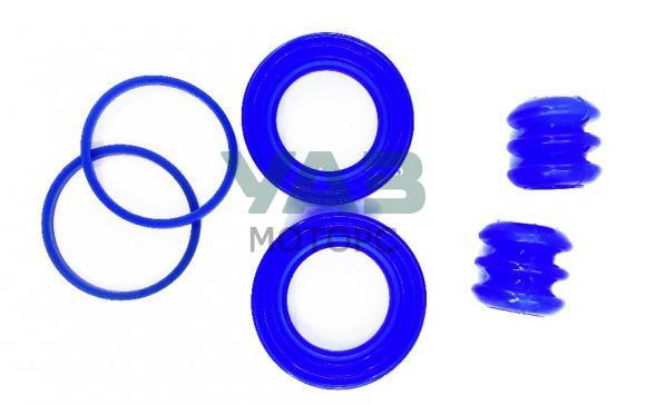 Ремкомплект суппорта дискового тормоза (силикон / 6 позиций) (Балаково) 3160-3501019-10