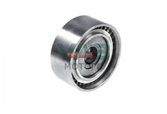 Ролик автоматического натяжителя ремня агрегатов (усиленный / алюминиевый / двойной подшипник) ЗМЗ 405, 406, 409 Евро 3, 4 (Русмаш / 406-130808023PM2) 40524.1308080-05